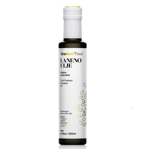 Laneno ulje Granum 250ml