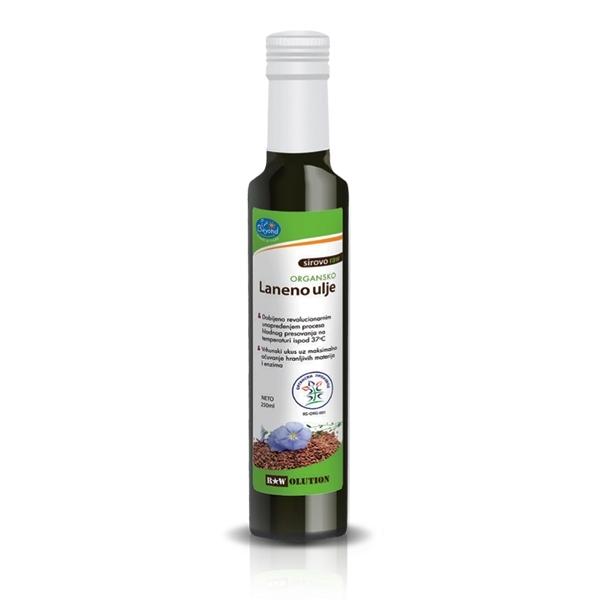 Organsko laneno ulje Beyond 250ml