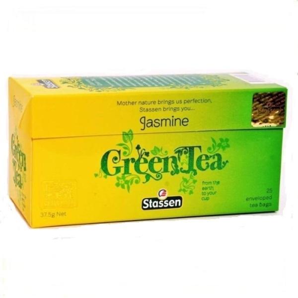 Stassen Jasmin zeleni čaj  37,5g