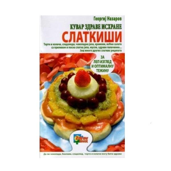 Kuvar zdrave ishrane - slatkiši Georgij Nazarov