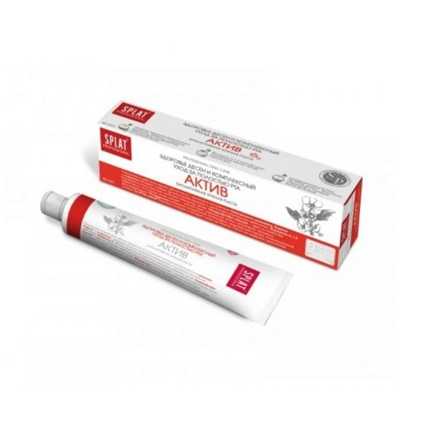 SPLAT Activ travel pasta za zube 40ml