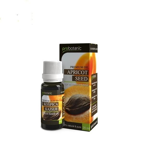 Probotanic Organsko ulje košpica kajsije  20ml