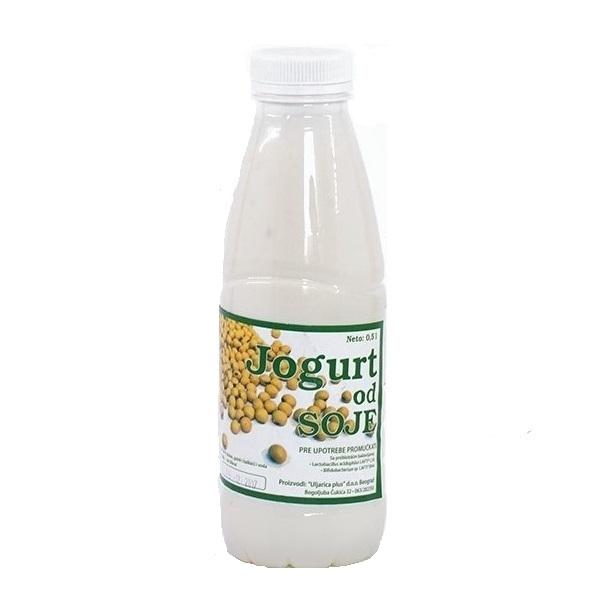 Jogurt od Soje Uljarica plus 500ml