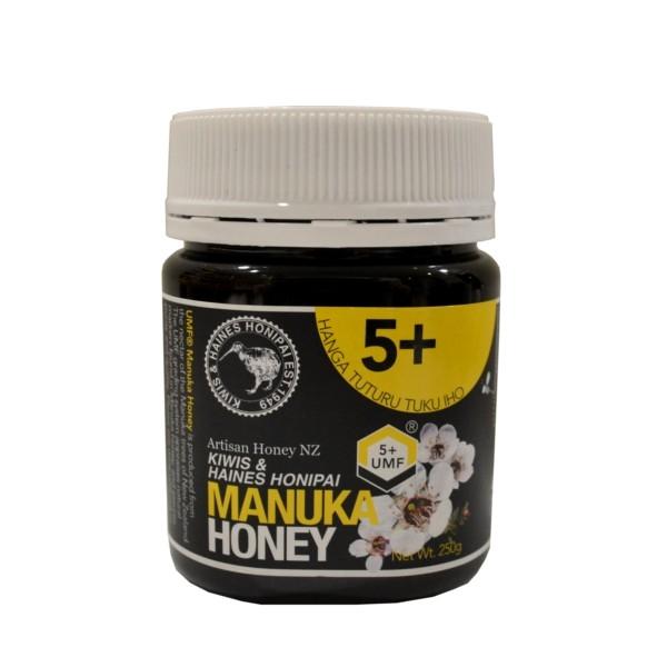 Manuka med UMF 5+ 250g