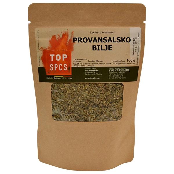 Provansalsko bilje mešavina začina Top Spcs 100g