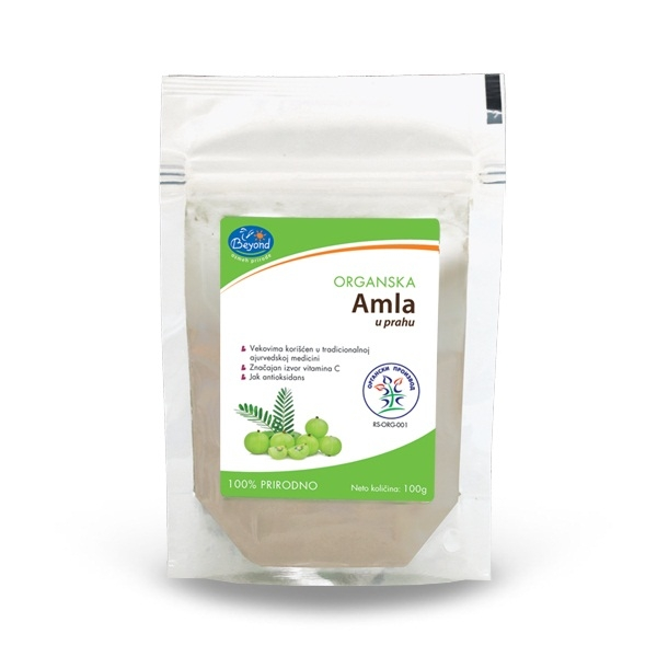 Amla prah organic Beyond 100g