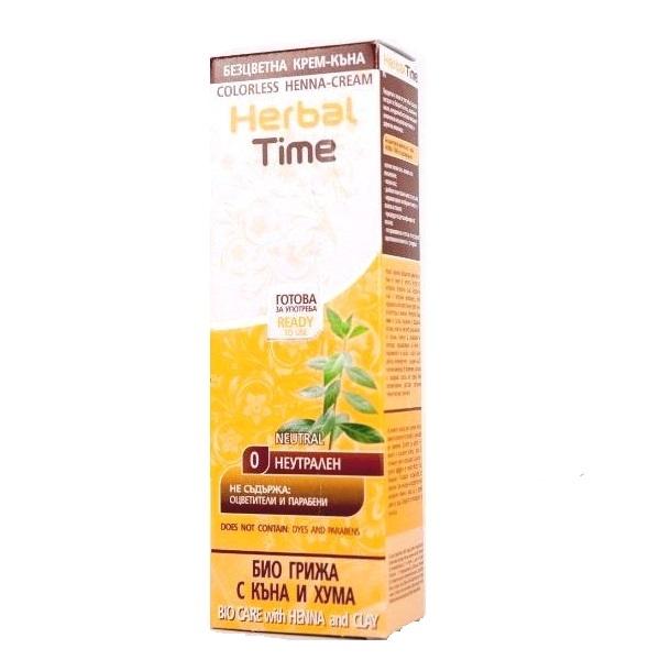 Herbal Time Kana u gelu 0 bezbojna 75 ml