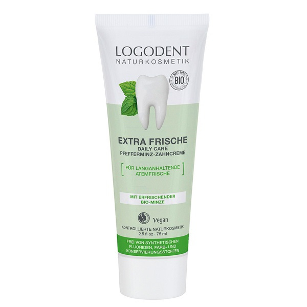Logona Extra  fresh pepermint pasta za zube 75ml