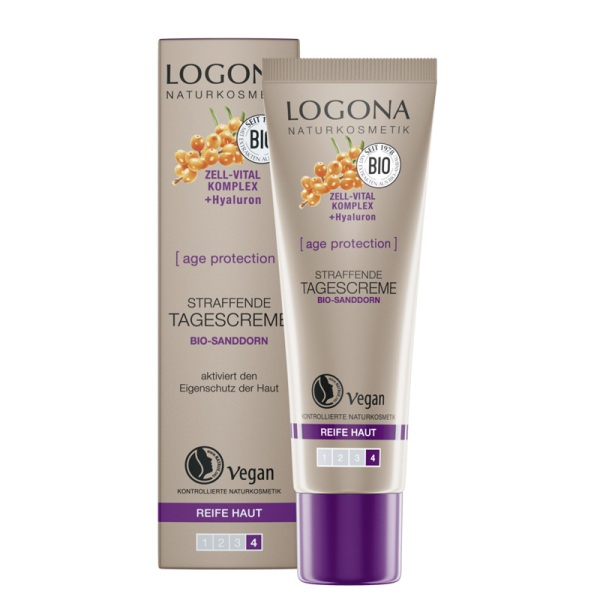 Logona Age Protection Dnevna krema 30ml