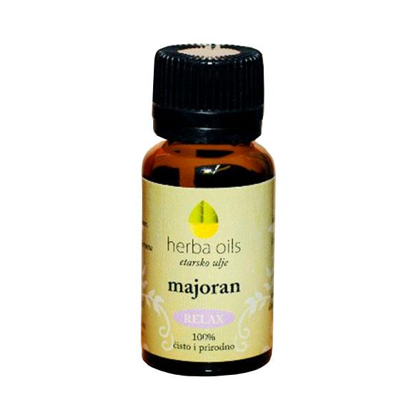 Herba Etarsko ulje Majoran  10ml