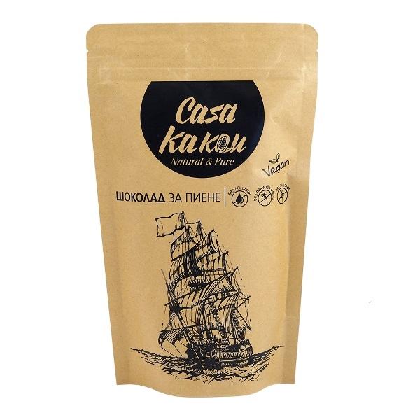 Čokolada za piće sa 70% kakaoa Casa Kakau 200g
