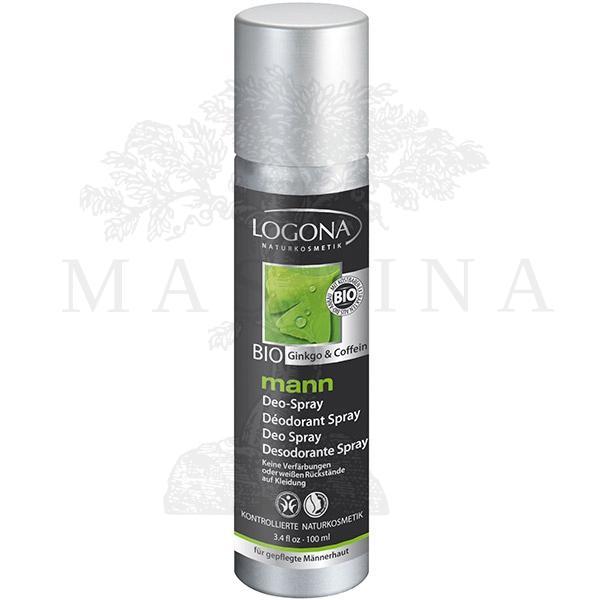 Logona Mann dezodorans 100ml