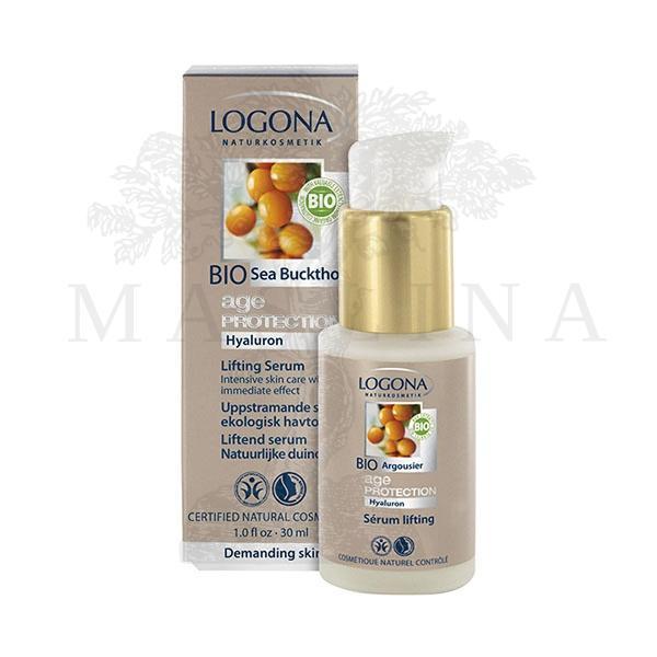 Logona Age Protection Lifting serum za lice 30ml