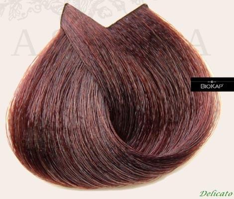 BioKap Delicato Farba za kosu 5.5 mahagoni svetlo braon 140ml