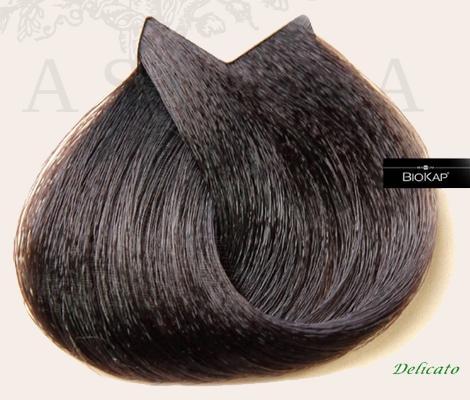 BioKap Delicato Farba za kosu 2.9 tamno kestenjasta 140ml
