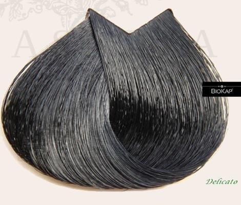 BioKap Delicato Farba za kosu 1.0 prirodno crna 140ml
