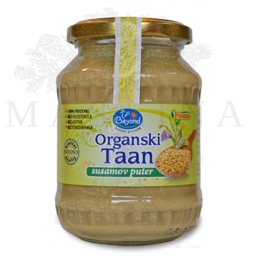 Organski taan-susamov puter Beyond 330g