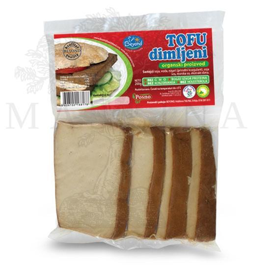 Organski dimljeni tofu sečeni Beyond 200g