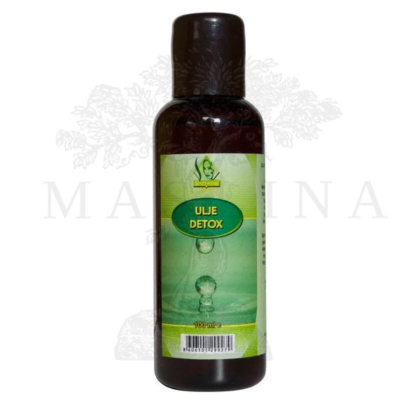 Shenemil Ulje za detoksikaciju - DETOX 100 ml