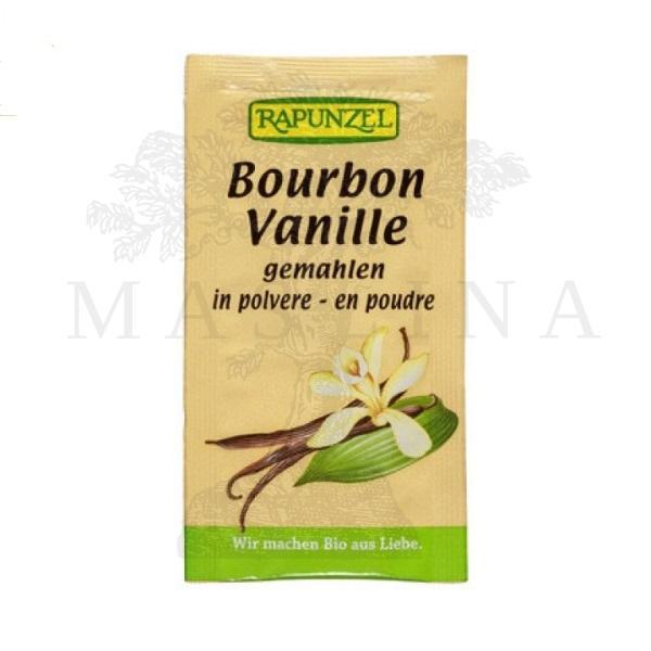 Organska vanila u prahu burbon Rapunzel 5g