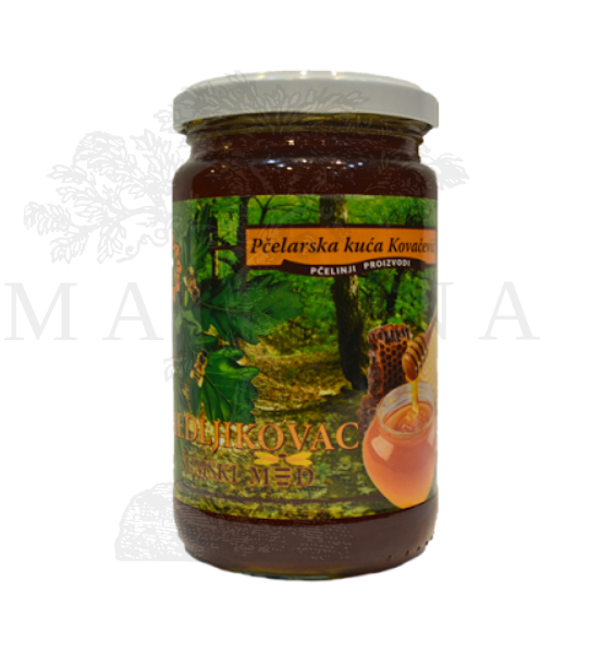 Šumski med Medljikovac Pčelarska kuća Kovačević 1kg