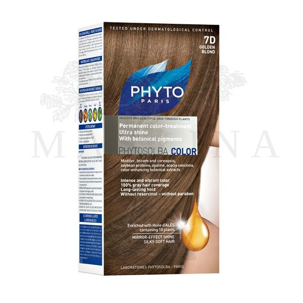 Phytocolor 7D – zlatno plava