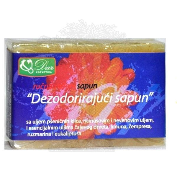Dezodorirajući Sapun 100g Dar kozmetika