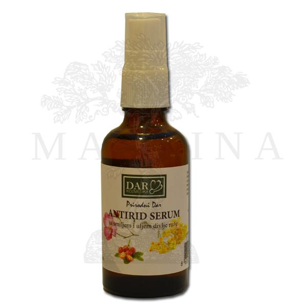 Prirodni Dar serum sa smiljem i uljem divlje ruže 50ml