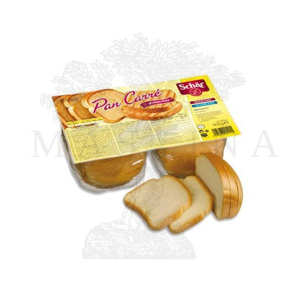 Schar Pan carre Beli hleb sveže isečen bez glutena (2x200g)