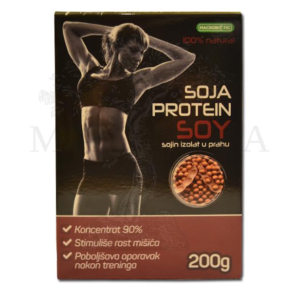 Soja protein 200g