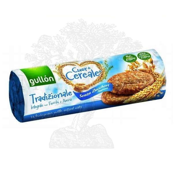Gullon Integralni keks bez šećera 280g