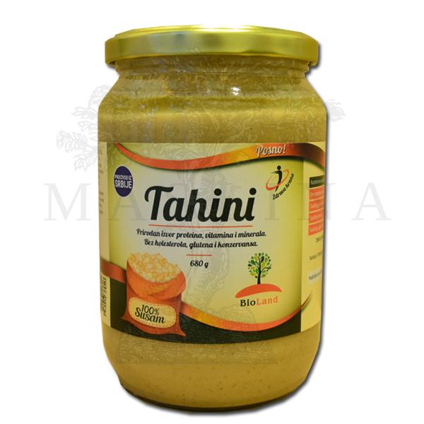 Susamova pasta - Tahini BioLand 680g