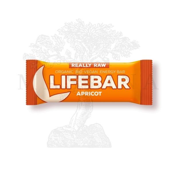 Lifebar desert Kajsija organic LifeFood 47g