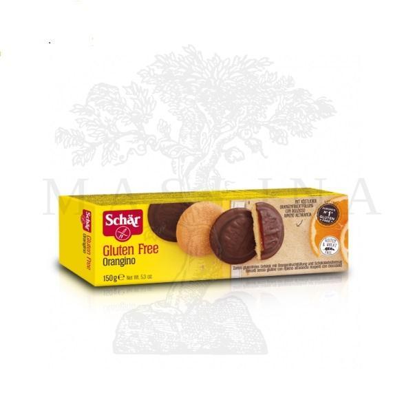 Schar Orangino Jafa keks bez glutena 150g