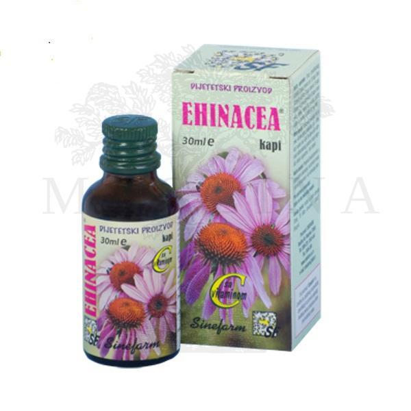 Ehinacea kapi Sinefarm 30ml
