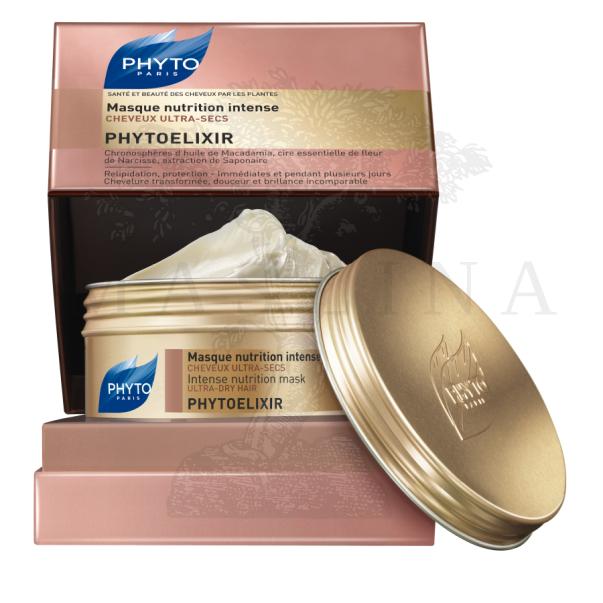 Phytoelixir-hranljiva maska za jako suvu kosu 200ml