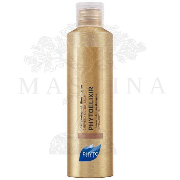 Phytoelixir-hranljivi šampon za jako suvu i oštećenu kosu 200ml
