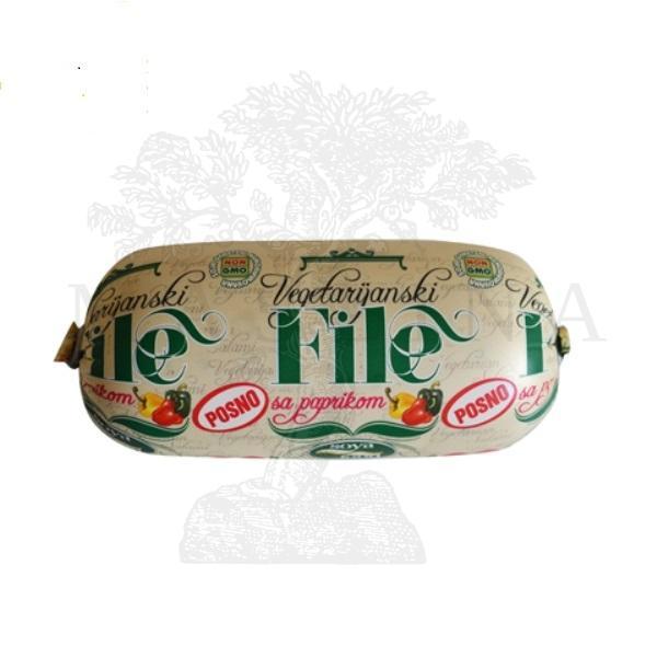 Vegetarijanski file sa paprikom Soya Food 250g