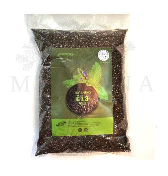 Organsko Čia seme DTC 1kg