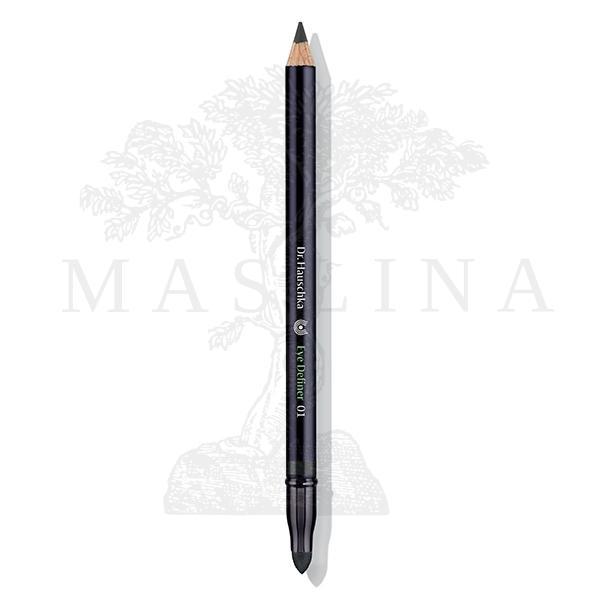 Dr.Hauschka olovka za oči 01/crna 1,05g