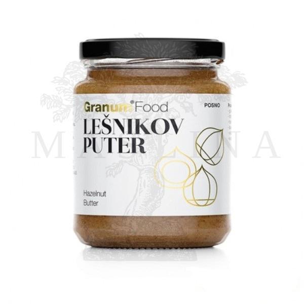 Puter od lešnika Granum Food 250g