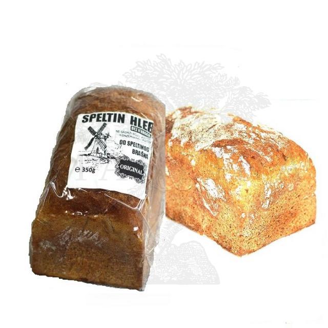 Speltin hleb Unimiller 350g
