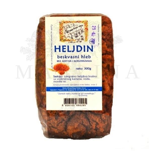 Heljdin beskvasni hleb 300g