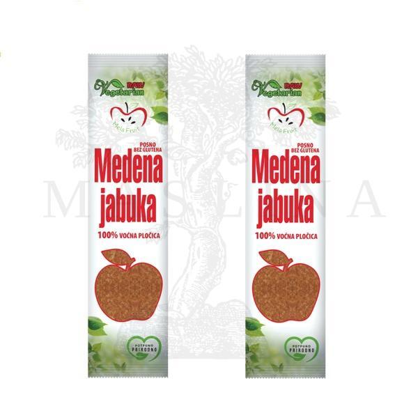 Voćna štanglica medena jabuka Mela fruit 13g