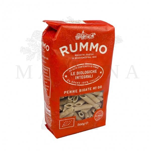 Organske integralne penne rigate Rummo 500g