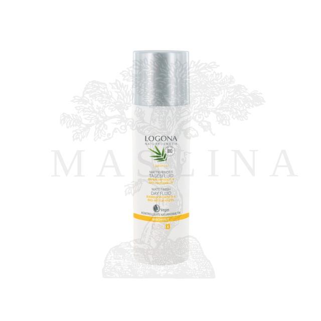 Logona dnevni matirajući fluid za mešovitu kožu 30ml