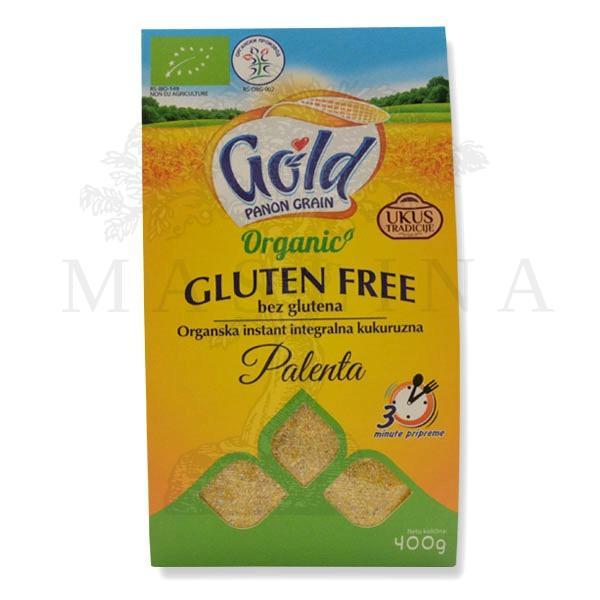 Palenta organik Gold 400g