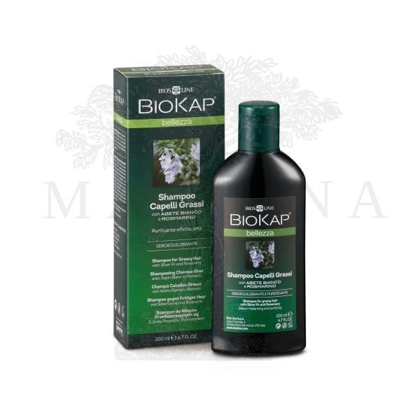 BIOKAP PROMO Šampon za masnu kosu 100ml