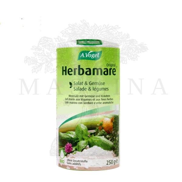 Morska so sa začinima i sušenim povrćem Herbamare 250g