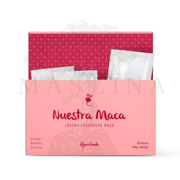 Crvena Maka Nuestra organic 150g (30x5g)